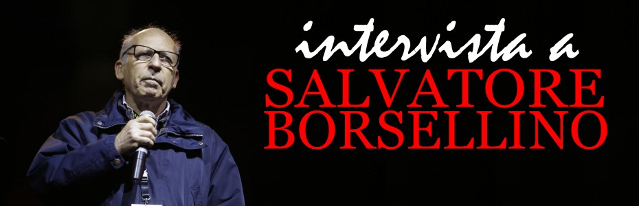 Intervista a Salvatore Borsellino