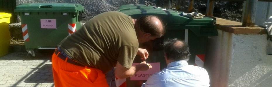 Gli operai dell'Ato di Isola in sciopero. E intanto apre l'Isola Ecologica