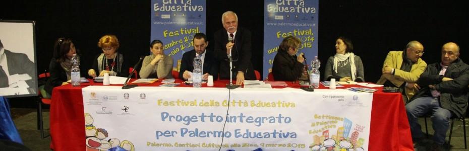 Palermo Educativa: infanzia e adolescenza al centro di tutto