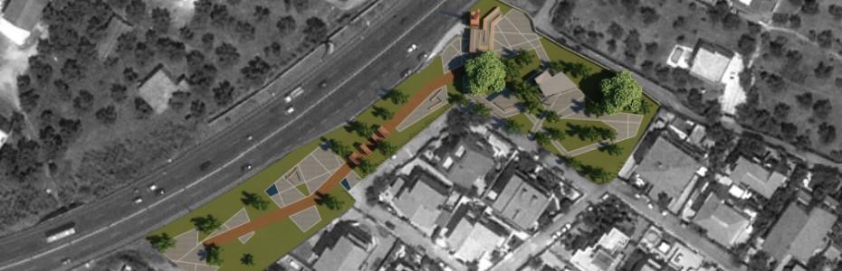 Ecco come sarà il Parco della Memoria di Isola