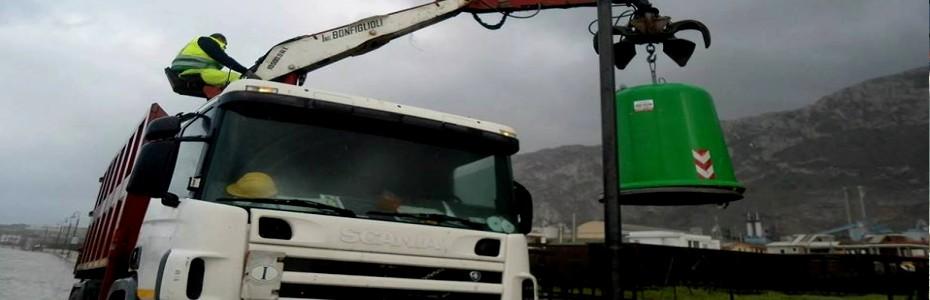 Gli operai dell'Ato boicottano la differenziata! Domani raccolta con la scorta