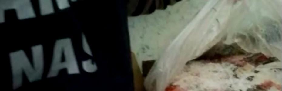 Sequestrate 4 tonnellate di carne in Sicilia: erano in stato di decomposizione.