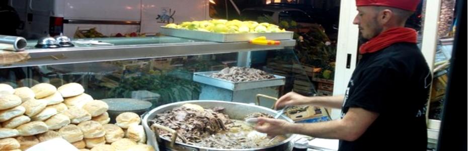 Panormus Street Food Festival, il festival del pane 'ca meusa