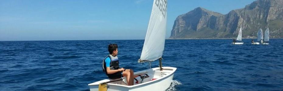 Si veleggia a Isola