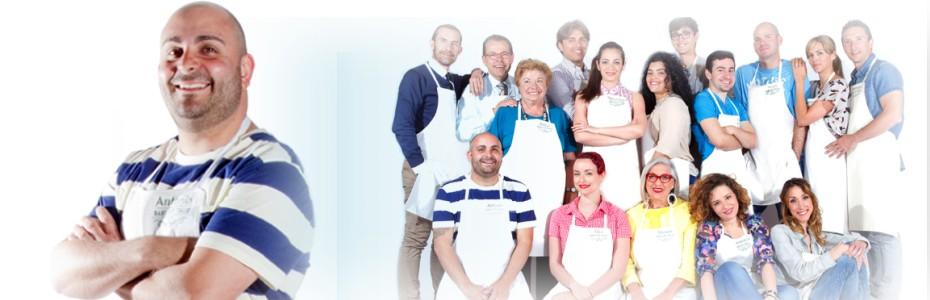 Bake Off Italia 2: intervista ad Antonio Crispino, il pasticcere di Scampia