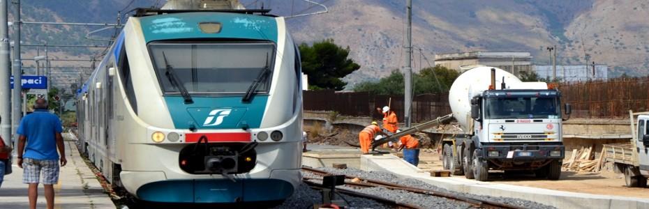 Chiusura tratta ferroviaria. Roccalumera (PD) chiede una fermata del bus Amat a Capaci