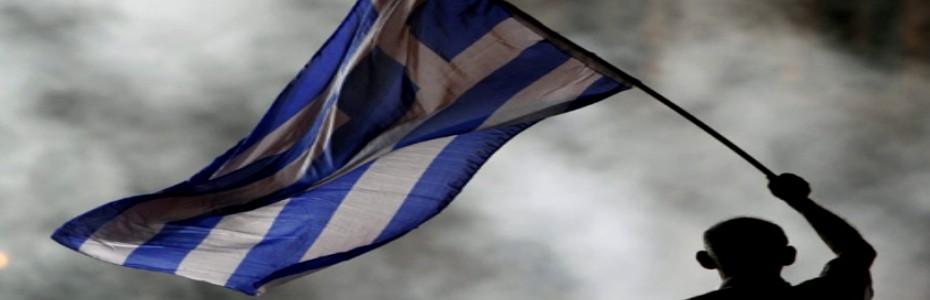 La Grecia sulla lama del coltello