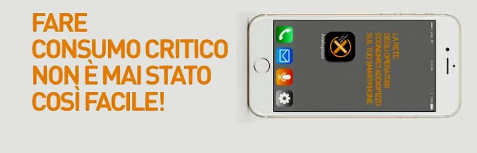 Consumo critico: arriva l'app di Addiopizzo!