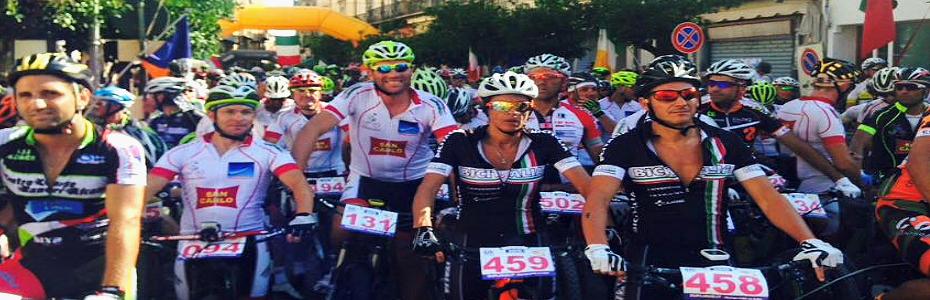 """1^ Granfondo """"Baronessa di Carini"""": duecento ciclisti per le strade di Carini"""