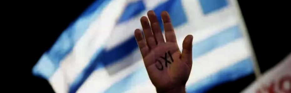 OXI: no all'Europa dell'austerity