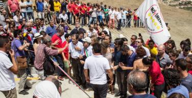 Inaugurata Via dell'Onestà, la trazzera a 5 stelle che ricuce la Sicilia