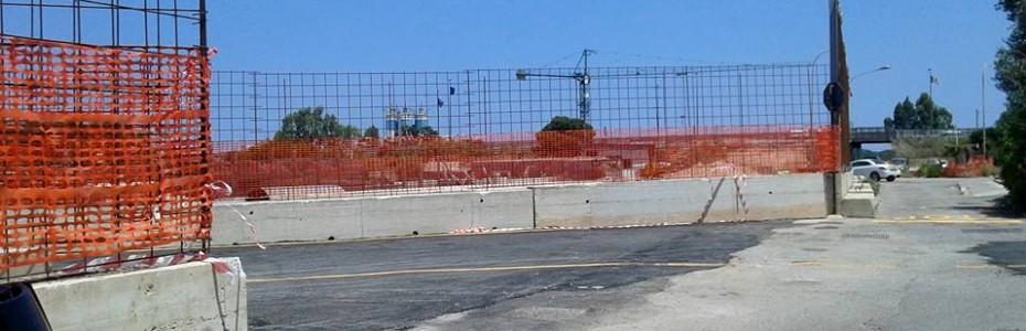 Capaci: aperta nuova strada che collega via Libertà al piazzale del Campo Sportivo