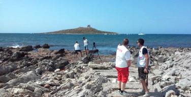 """Legends Sicilian coast to coast"" arriva a Isola delle Femmine"