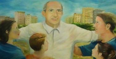 Le forme dell'amore, mostra d'arte dedicata a Pino Puglisi
