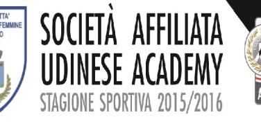 La A.S.D. Città di Isola delle Femmine Scuola Calcio si affilia con l'Udinese