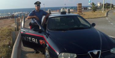 Il vicecomandante dei Carabinieri di Isola Lo Cascio passa alla compagnia di Carini