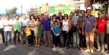 """Corso di compostaggio a Isola. Sindaco Bologna: """"Mi impegno in prima persona"""""""