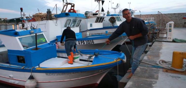 """A Isola delle Femmine arriva """"Expo dei popoli"""" a raccontare il grido di aiuto dei pescatori"""