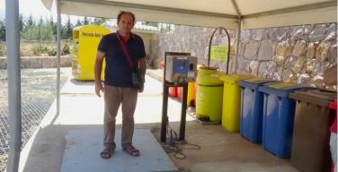 A Isola arriva la bilancia pesa rifiuti: tariffazione puntuale, premi e sconti per chi differenzia