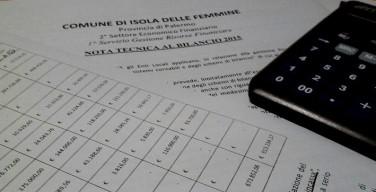 Approvato il bilancio 2015 di Isola delle Femmine: interventi su scuola, borse di studio, anziani e pesca