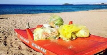 Operazione #SpiaggiaPulita: ogni domenica i volontari puliranno le spiagge di Isola delle Femmine