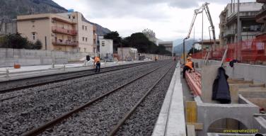 Disagi senza fine per i pendolari: chiude il cantiere della ferrovia. Convocati gli amministratori del palermitano