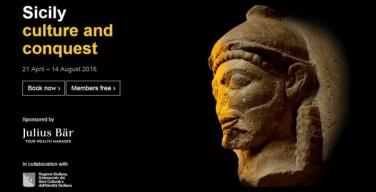 La Sicilia in esposizione al British Museum di Londra