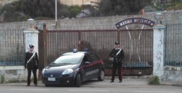 Furto nell'ex base Nato di Isola delle Femmine, in arresto un uomo di Torretta
