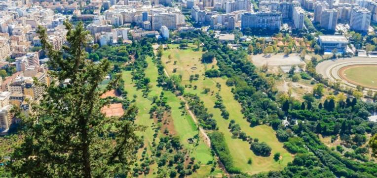 Parco della Favorita: partono i lavori per realizzare un'area verde