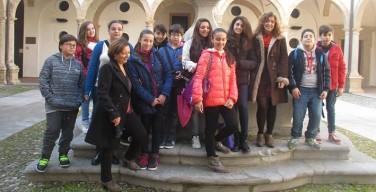 Una docente portoghese alla scuola Laura Lanza di Carini per uno scambio culturale