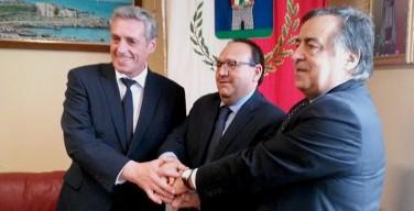 Il sindaco di Montpellier visita Isola delle Femmine con una delegazione dalla Francia