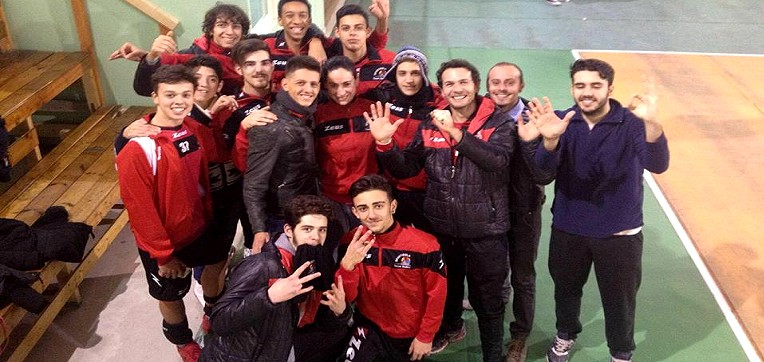 Campionato di serie C maschile per la squadra di pallavolo di Isola delle Femmine