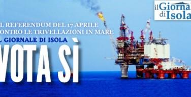 Referendum del 17 Aprile contro le trivellazioni: tutte le informazioni utili