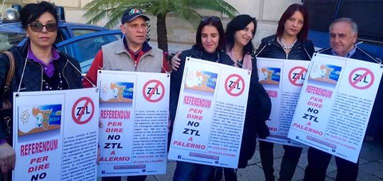 Vittoria dei manifestanti: sospese le Ztl a Palermo fino al 6 aprile