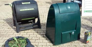 Distribuzione delle compostiere ai cittadini di Isola delle Femmine