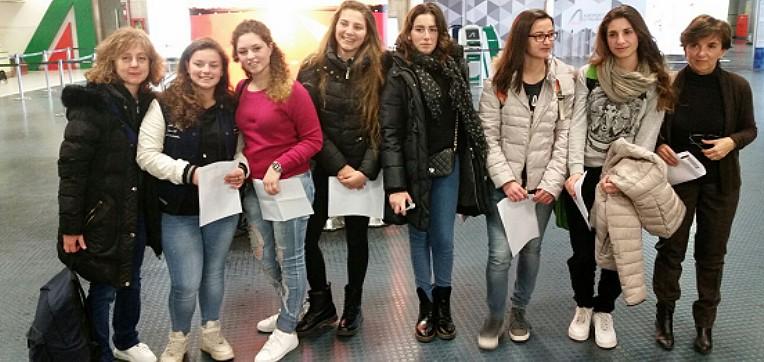 Destinazione… Grecia! Report di una studentessa di Carini che ha partecipato ad un progetto Erasmus+