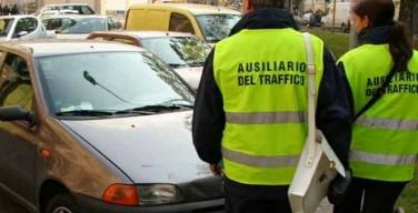 Isola, ausiliari del traffico ancora in attesa dello stipendio di Settembre 2015