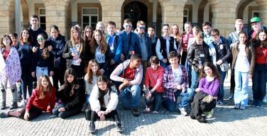 Alunni carinesi in Portogallo col progetto Erasmus+: report di un'avventura entusiasmante