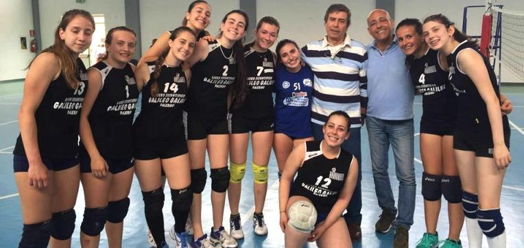 Tre ragazze di Capaci e una di Isola a Trento per la finale dei campionati studenteschi