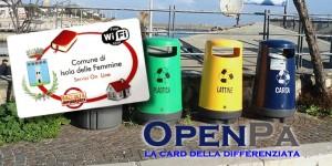 Monitora i tuoi conferimenti all'Isola Ecologica