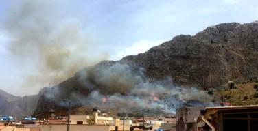 La Sicilia è in fiamme: roghi anche a Isola delle Femmine e dintorni
