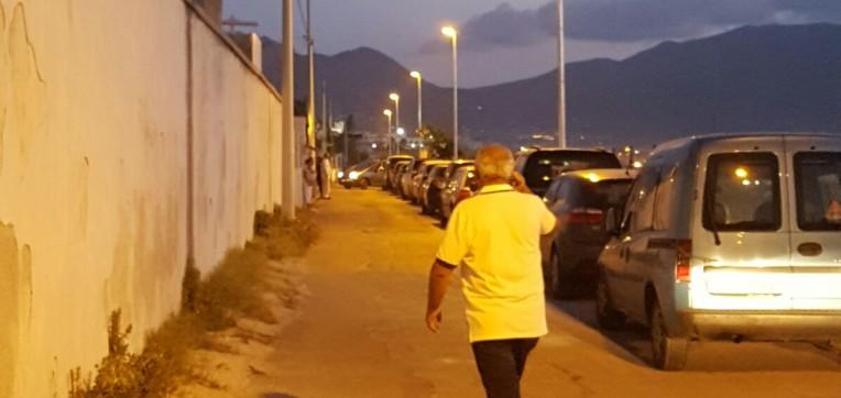 Torna la luce in alcune strade di Isola delle Femmine