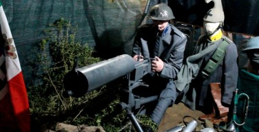 Inaugurata ad Isola delle Femmine una mostra sulla Grande Guerra