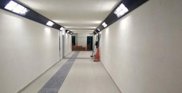 In via di completamento i lavori per il sottopasso pedonale della stazione di Isola delle Femmine