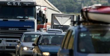 Tamponamento a catena nell'autostrada tra Capaci e Carini: tre feriti
