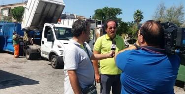 """SkyTg24 torna ad Isola delle Femmine: """"Sicilia ultima nella differenziata, Isola fa eccezione"""""""