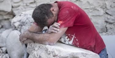 Terremoto in centro Italia. La protezione civile di Capaci raccoglie beni di prima necessità per gli sfollati