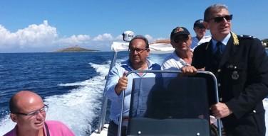 Parte il servizio di vigilanza della polizia municipale nell'area marina protetta di Isola-Capo Gallo