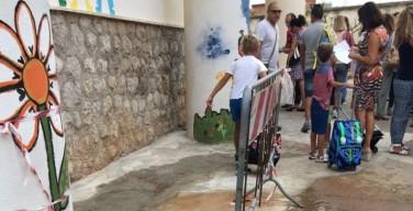 """Primo giorno di scuola ad Isola delle Femmine. Consigliera Puccio (Pdr): """"Un disastro!"""""""