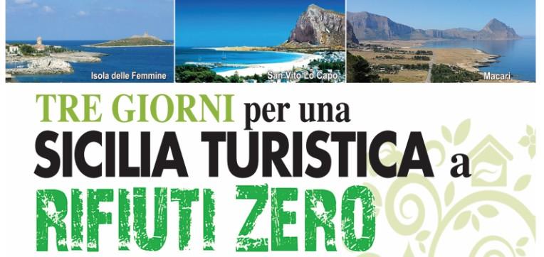 Esperti di fama internazionale ad Isola delle Femmine e San Vito per una Sicilia turistica a Rifiuti Zero
